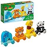 10955 LEGO® DUPLO® O Meu Primeiro Trem de Animais; Brinquedo de Construção (15 peças)