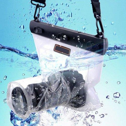 Goliton® - Bolsa impermeable para cámaras réflex