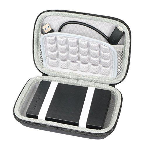 co2CREA Hard Travel Case for Seagate Expansion 1TB 2TB 4TB Portable External Hard Drive USB 3.0