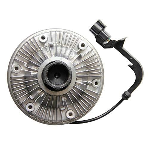 Klimoto Engine Cooling Fan Clutch | fits 2003-2007 Ford F-350 Super Duty 6.0L V8...