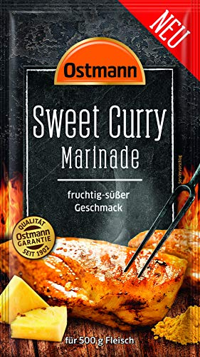 Ostmann Gewürze Sweet Curry Marinade, 60 ml