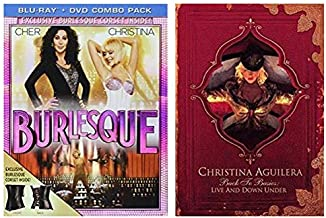 Burlesque & Back to Basics Live and Down Under - Christina Aguilera Collection [DVD + Includes Exclusive Corset]