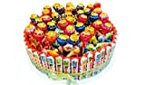 IRPot - Torta barrette Kinder e lecca lecca Chupa...
