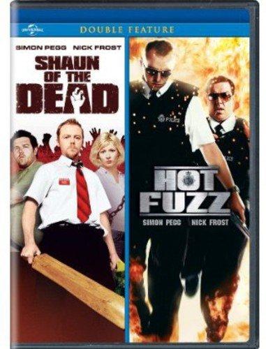 Shaun Of The Dead / Hot Fuzz (2pc) / (Snap 2pk) [DVD] [Region 1] [NTSC] [US Import]