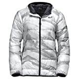 Jack Wolfskin Women's Helium Ice Jacket, Alloy, X-Small