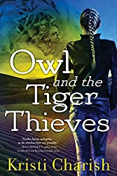 Owl and the Tiger Thieves cover