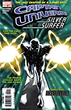 Captain Universe Silver Surfer Number 1 January, 2006: Don't Miss Insatiable!