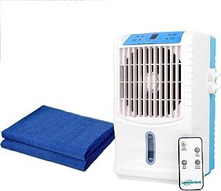 Meele Estera de enfriamiento de Agua con Aire Acondicionado, Estera de Agua eléctrica Enfriador de colchón rápido Entrada de 12V CC Adecuado para Interiores, 160MM * 70MM