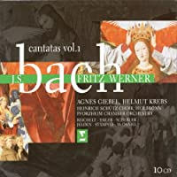 Bach J.S: Cantatas 1 by J. S. BACH (2004-10-25)