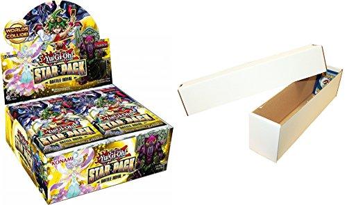 CAGO sonstige Unbekannt Battle Royale - 1 Display - Deutsch - 1.Auflage + Riesen Deck-Box für ca. 1000 Karten