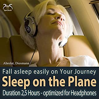 Sleep on the Plane and on Travels audiobook cover art