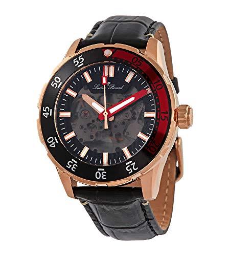 Lucien Piccard Automatic Black Dial Men's Watch 1300A4