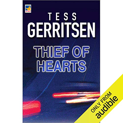 Thief of Hearts audiobook cover art