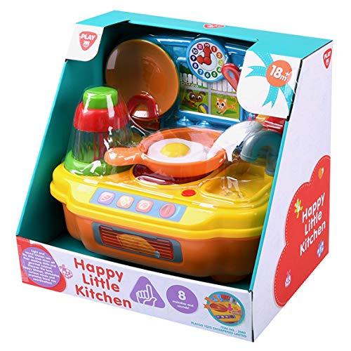 PlayGo 2580 - Lauflernwagen, Mini Zahnräder