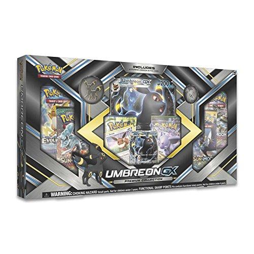 Pokemon Eeveelution Umbreon-GX Premium Collection Box
