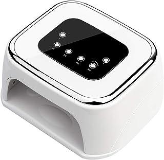 Cfbcc Clavo de la lámpara 42LED Gel Esmalte de uñas Secador de Reproductor de música de la lámpara LED de luz automático de detección de curado for el Altavoz Bluetooth Nails