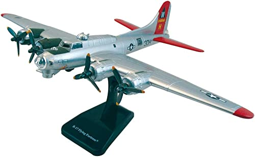 B-17 Flying Fortress Easy Build Model Airplane Kit by Pilot