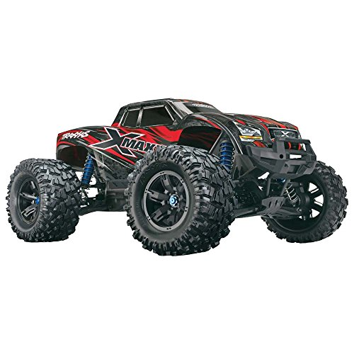 TRAXXAS X-MAXX 4X4 - BRUSHLESS - WIRELESS - ID - TSM