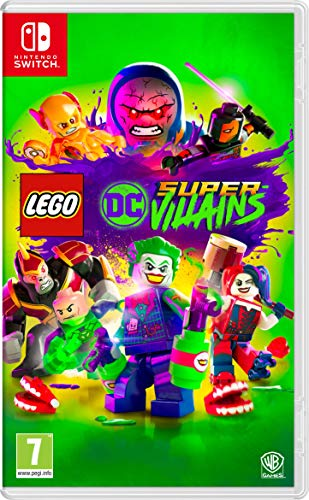 LEGO DC Super-Villains - Nintendo Switch [Edizione: Regno Unito]