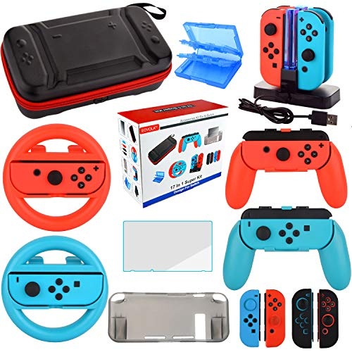 Accessories Kit for Nintendo Swi...