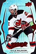 (CI) Kyle Palmieri Hockey Card 2016-17 Upper Deck MVP Colors and Contours 42 Kyle Palmieri
