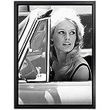 A&D Brigitte Bardot Französisch Mode Poster Leinwand
