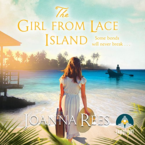 The Girl from Lace Island cover art
