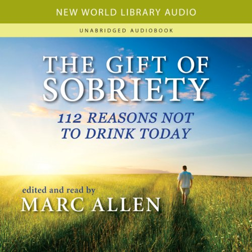 The Gift of Sobriety audiobook cover art