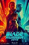 Blade Runner 2049 Original Filmplakat (Harrison Ford, Ryan