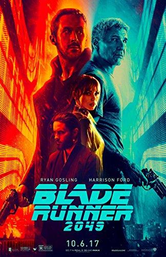Blade Runner 2049 Original Filmplakat (Harrison Ford, Ryan Gosling) - Beidseitige Final Style Original-Kinoplakat (69Cm X 102Cm)