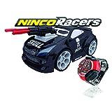 Ninco NincoRacers-Skull Watch Car Teledirigido con reloj. Coche radiocontrol controlado por voz. Con luz y sonido. 2.4GHz. +6 años, multicolor (NH93126)