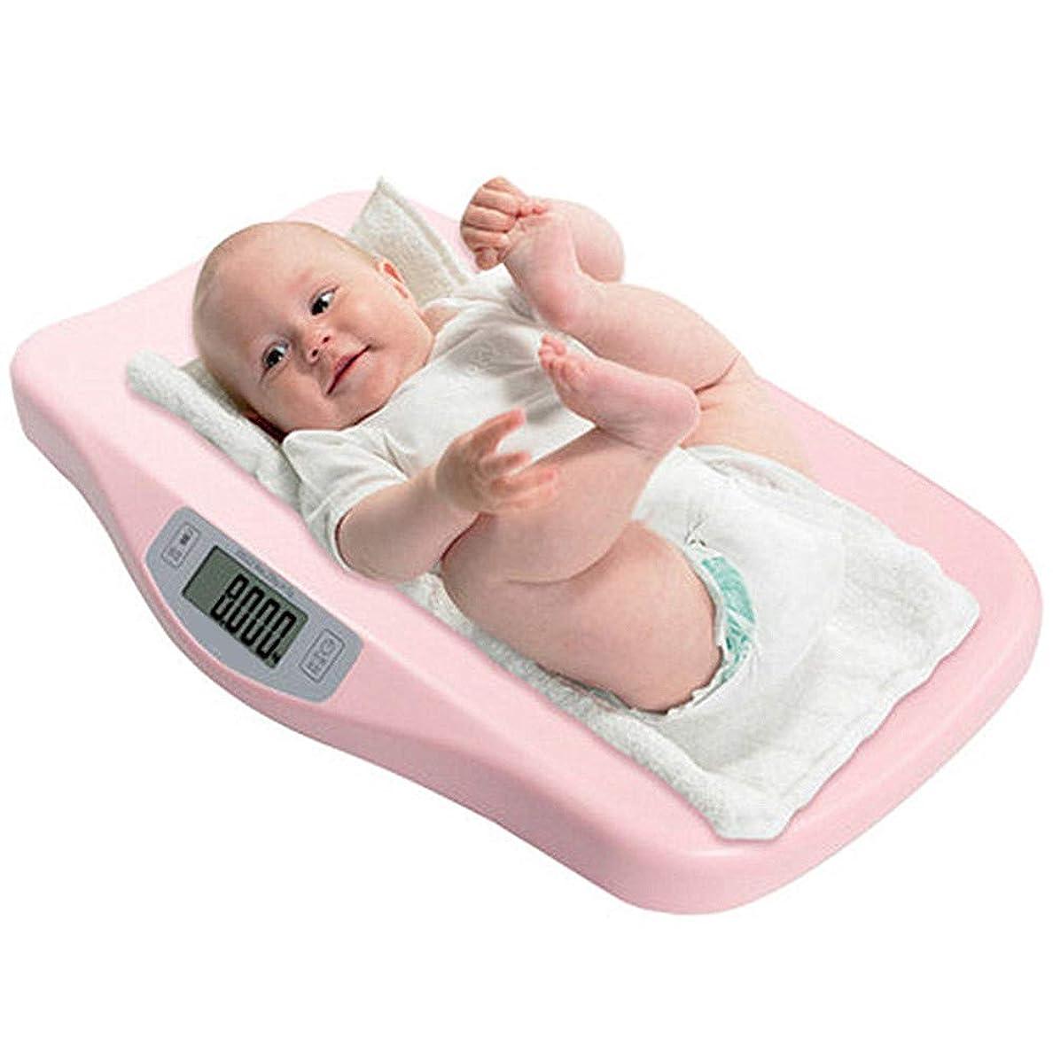ピンポイント人工新生児の体重計子供の標準的な赤ちゃんポータブルピンクの青電子体重計ホーム,Blue
