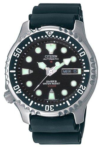 Citizen Promaster Diver 200 mt Automatico NY0040-09E - Orologio da polso Uomo