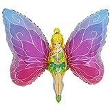 Folienballon Schmetterling Fee...