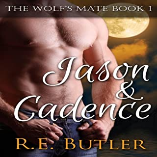 Jason & Cadence audiobook cover art
