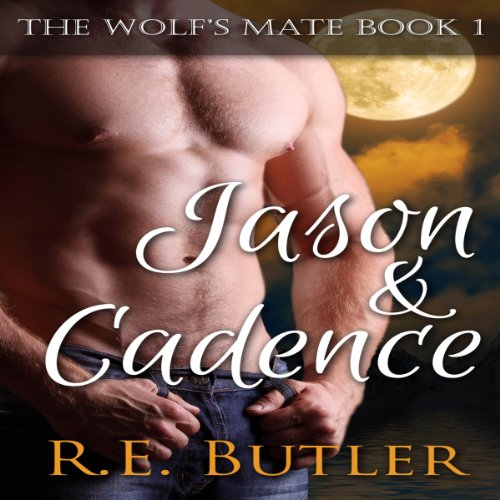Jason & Cadence audiobook cover art