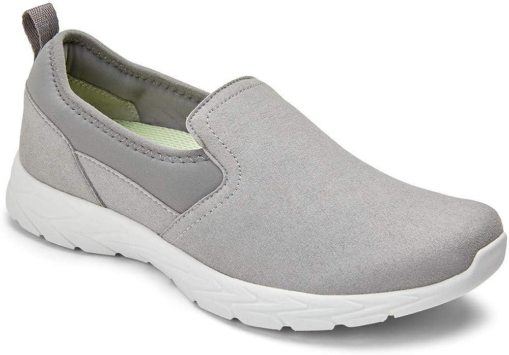 Vionic Women's Brisk Eva Slip Walking On 大決算セール Sneaker 誕生日 お祝い