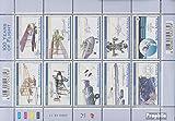 Prophila Collection Sudáfrica 1532-1541 Sheetlet (Completa.edición.) 2003 1. vuelos con Motor Hermanos Wright (Sellos para los coleccionistas) Aviación