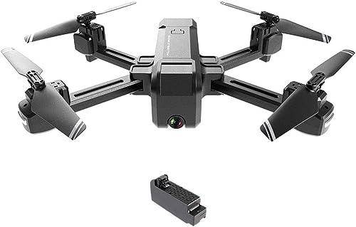 Auroru RC KF607 Drohne mit 4K Weißwinkel-HD-Kamera WiFi FPV Fliegenspielzeug Drohne Faltbarer Quadrocopter, 1电池:Drone+1Battery