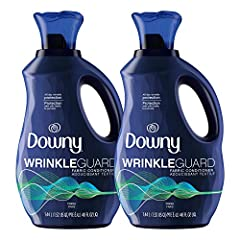 Enjoy all day In-wear wrinkle protection for your clothes with Downy wrinkleguard liquid fabric softener A laundry care game-changer: wrinkleguard fabric Conditioner protects clothes from wrinkling while you wear them This powerful anti-wrinkle formu...