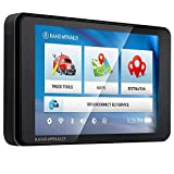 Rand Mcnally TND540 GPS Vehicle Navigation System With Lifetime Maps, 5' Widescreen Display and Preloaded maps of US & Canada