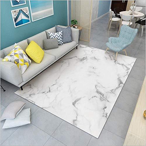 makeups17 alfombras Modernas Grandes Alfombra Interior Y Exterior fácil Mantenimiento Ideal para...