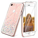 YIRSUR Case Compatible with iPhone SE 2020,iPhone 7/8 & 1