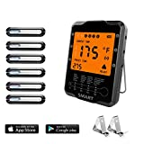 Best Bluetooth Meat Thermometers - BBQ Food Meat Thermometer Bluetooth Wireless Digital Remote Review