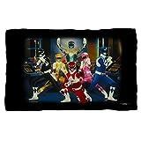 Trevco Power Rangers Stance Fleece Blanket (36x58)