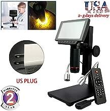 5''Andonstar ADSM302 HDMI/AV USB Digital Microscope Long Work Distance for PCB Repair Industrial Tools USA!