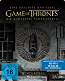 Game of Thrones - Staffel 8 (Limitiertes 4K Ultra HD Steelbook) [Blu-ray] [Limited Edition] - Peter Dinklage