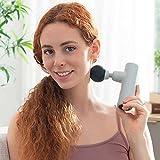 Shop-Story - Mini pistola per massaggio muscolare, per tutto il corpo, per relax e sport