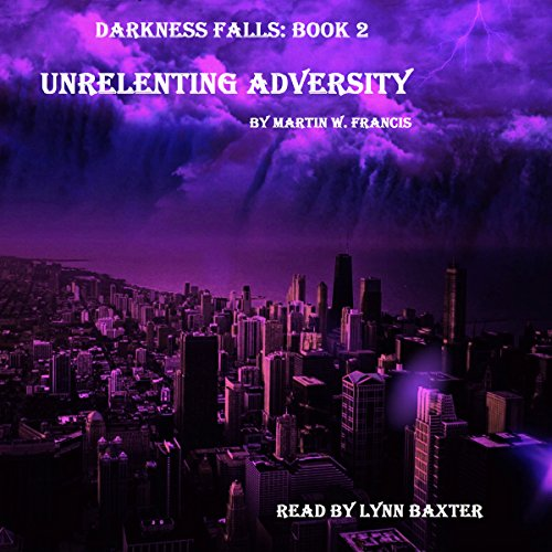Unrelenting Adversity audiobook cover art