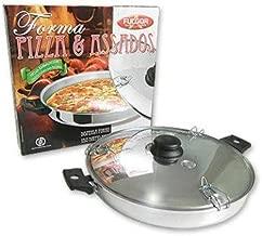 Forma Polida para Pizzas e Assados - Fulgor